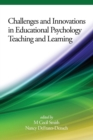 Image for Challenges and innovations in educational psychology teaching and learning