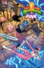Image for Mighty Morphin Power Rangers: Pink #4