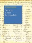 Image for Secrets, Leaks & Scandals : 2 Volume Set