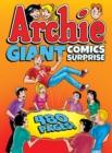 Image for Archie giant comics surprise