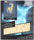 Image for IncrediBuilds: Harry Potter : Stag Patronus 3D Wood Model and Book