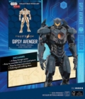 Image for IncrediBuilds: Pacific Rim Uprising: Gipsy Avenger 3D Wood Model and Poster