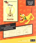 Image for IncrediBuilds: Disney: Pluto Book and 3D Wood Model