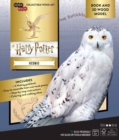 Image for IncrediBuilds: Harry Potter: Hedwig Book and 3D Wood Model