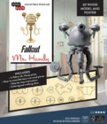 Image for IncrediBuilds: Fallout: Mr. Handy 3D Wood Model and Poster