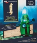 Image for Incredibuilds: James Cameron's Deepsea Challenger 3D Wood Model and Poster