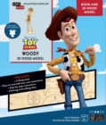 Image for IncrediBuilds Toy Story: Woody Book and 3D Wood Model