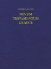 Image for Nestle-Aland Novum Testamentum Graece28