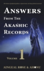 Image for Answers from the Akashic Records - Vol 1 : Practical Spirituality for a Changing World