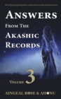 Image for Answers From The Akashic Records - Vol 3 : Practical Spirituality for a Changing World