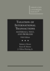 Image for Taxation of International Transactions : Materials, Text, and Problems