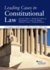 Image for Leading cases in constitutional law  : a compact casebook for a short course