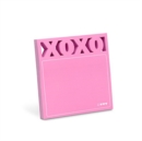 Image for Knock Knock XOXO Diecut Sticky Note