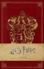Image for Harry Potter Gryffindor Hardcover Ruled Journal