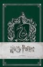 Image for Harry Potter Slytherin Hardcover Ruled Journal