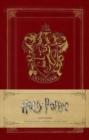 Image for Harry Potter: Gryffindor Ruled Notebook