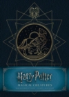 Image for Harry Potter: Magical Creatures Hardcover Blank Sketchbook