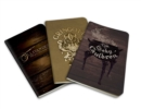Image for Harry Potter: Diagon Alley Pocket Journal Collection : Set of 3