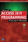 Image for Microsoft Access 2019 Programming Pocket Primer