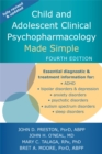 Image for Child and adolescent clinical psychopharmacology made simple
