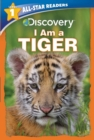 Image for Discovery All Star Readers I Am a Tiger Level 1 (Library Binding)