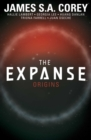 Image for The expanse  : origins