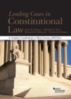 Image for Leading Cases in Constitutional Law, A Compact Casebook for a Short Course, 2019