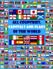 Image for All countries, capitals and flags of the world : A guide to flags from around the world