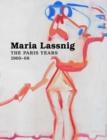 Image for Maria Lassnig: The Paris Years 1960-68