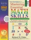 Image for Mastering Essential Math Skills Book 1, Bilingual Edition - English/Spanish