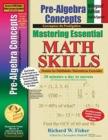 Image for Pre-Algebra Concepts : Bilingual Edition - English/Spanish: Mastering Essential Math Skills
