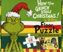 Image for Dr Seuss How the Grinch Stole Christmas Floor Puzzle