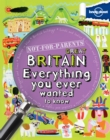 Image for Great Britain  : everything you ever wanted to know