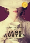 Image for THE COMPLETE WORKS OF JANE AUSTEN IN TWO