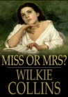 Image for Miss or Mrs?