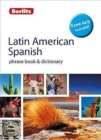 Image for Latin American Spanish phrase book & dictionary