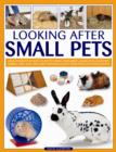 Image for Looking after small pets  : an authoritative family guide to caring for rabbits, guinea pigs, hamsters, gerbils, jirds, rats, mice and chinchillas, with more than 250 photographs
