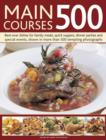 Image for Main Courses 500