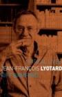 Image for Jean-Francois Lyotard