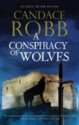 Image for A conspiracy of wolves