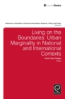 Image for Urban marginality: America's cities and neighbourhoods in transition : v. 8