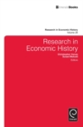 Image for Research in Economic History