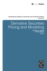 Image for Derivatives in pricing and modelling