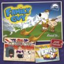 Image for The Official Family Guy 2016 Square Calendar