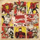 Image for The Official Marvel - Retro Classic 2016 Square Calendar