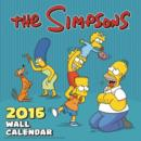 Image for The Official the Simpsons 2016 Square Calendar
