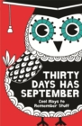 Image for Thirty days has September  : cool ways to remember stuff