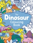 Image for The Dinosaur Colouring Book
