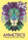 Image for Animetrics : A Striking Geometric Sticker Challenge