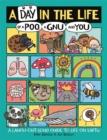 Image for A day in the life of a poo, a gnu and you